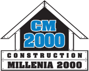 Construction Millenia 2000 Logo